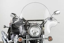 SLIPSTREAMER SS-32 FALCON WINDSHIELD CLEAR 16 WIDE GLIDE PART# SS-32-16CW NEW