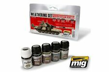 AMMO OF MIG A.MIG-7147 Modern Russian Vehicles Weathering Set