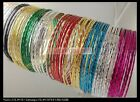 100 Children's little girls lady colorful metall Bracelet wristband jewelry lots