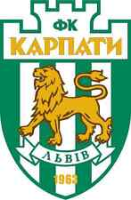 "Karpaty Lviv FC Ukraine Soccer Football Car Bumper Sticker Decal 3"" x 5"""