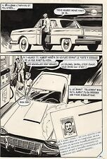 OSS 117 AU LIBAN  SUPERBE PLANCHE AREDIT PAGE 134