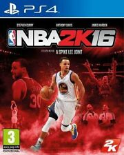 NBA 2K16 PS4 NEW SEALED FAST DISPATCH