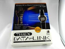 NEW VINTAGE TIMEX MICROSOFT MENS DATA LINK 100 WATCH IN ORIGINAL BOX