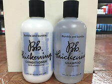 Bumble and Bumble Thickening Shampoo & Conditioner  250ml/8.5fl.oz DUE SET