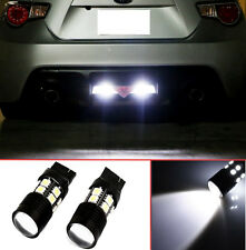 Projector LED Reverse Light Bulbs T20 7440 7441 7443 7444 for Honda Civic Sedan