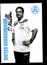 Dieter Kerschbaum Autogrammkarte Stuttgarter Kickers 2016-17 Original +A 137803