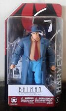 DC BATMAN ANIMATED SERIES HARVEY BULLOCK ACTION FIGURE