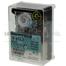 Satronic / Honeywell Oil Burner Control Box TF832 3