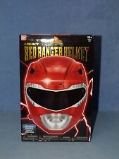 Power Rangers The Legacy Collection Mighty Morphin Red Ranger Helmet Replica-New