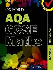 Oxford GCSE Maths for AQA Foundation Student Book, Oxford University Press.  New