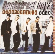 BACKSTREET BOYS - Backstreet's Back (UK 14 Tk Enh CD Album)