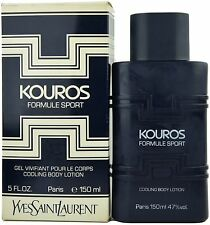 (86,63EUR/100ML) 150ML YVES SAINT LAURENT - KOUROS FORMULE SPORT BODY LOTION NEU
