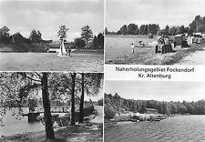 BG143 naherholungsgebiet fockendorf kr altenburg   CPSM 14x9.5cm germany