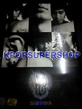 Shinhwa Vol. 9 9th Album First Press Limited Edition CD Great Condition KPOP