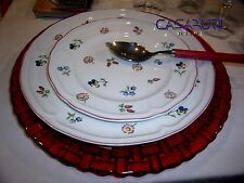 VILLEROY BOCH PETITE FLEUR  TAVOLA 18 Pz -table service special offer
