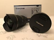 Tokina AT-X16-28mm F 2.8 Pro Nikon