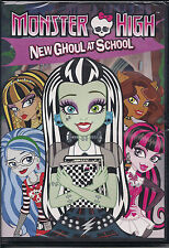 Monster High New Ghoul At School (DVD) EXCELLENT CONDITION SHIPS NEXT DAY