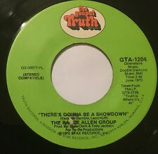 RANCE ALLEN GROUP There's Gonna Be A Showdown 45 The Gospel Truth