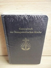 Gesangbuch, Kunstleder Kleine Textausgabe Neuapostolische Kirche - NAK - NEU OVP