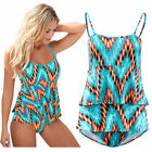 Sexy Summer Womens Ladies  One Piece Swimsuit Push Up Bikini Swimwear Beachwear