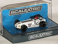 Scalextric Caterham Superlight R300-S (C3723) - Slot Car - analog - 1:32