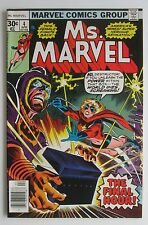 Ms. Marvel  #4 Bronze Age Marvel Comic, Photos Show Great Condition