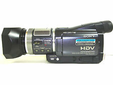 Sony Handycam HDR-HC1 1080i HDV Mini DV Professional Camcorder with bag and acc