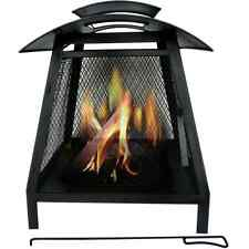 NEW Outdoor Chimneys Heaters Garden Fire Pits Chimeneas Patio Heater Wood Burner
