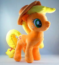 "APPLEJACK PELUCHE DOLL 12 "" / 30 cm My Little Pony Peluche 12"" UK STOCK alta qualità"
