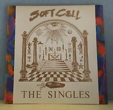 SOFT CELL The Singles 1986 UK vinyl LP EXCELLENT CONDITION best of greatest A