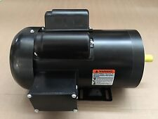 2hp 56c electric motor 1 phase 115/230 volt 1800 rpm totally enclosed fan cooled