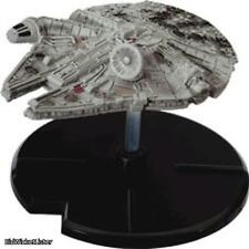 Millenium Falcon Star Wars Mini 007 Starship Battles Miniature SWM CMG