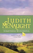Something Wonderful, Judith McNaught, 0671737635, Book, Acceptable