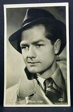 Martin Urtel - Actor Movie Photo - Film Autogramm-Karte AK (Lot-G-6456