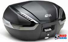 Givi V47 NNT Monokey Motorcycle Top Box Luggage Hard Case, Official UK Supplier