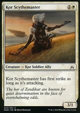 4x Kor Scythemaster | NM/M | Oath of the Gatewatch | Magic MTG