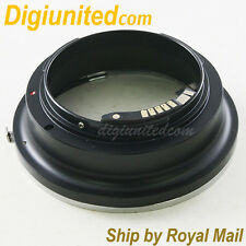 EMF AF Confirm Mamiya 645 M645 Lens to Canon EOS Mount Adapter 1D IV 5D III 70D