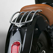National Cycle Solo Fender Rack - CHROME - Indian Scout _P9500-001