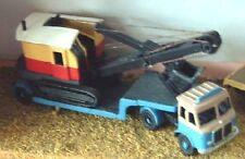Langley Models E26 - AEC Mercury Zugmaschine mit Tieflader - Spur N - NEU