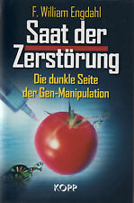 SAAT DER ZERSTÖRUNG - F.William Engdahl - BUCH - KOPP VERLAG