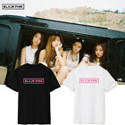 KPOP BlackPink SQUARE ONE Tshirt JENNIE T-shirt Tee Unisex JISOO Short Sleeve