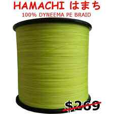 20LB 30LB 50LB 80LB 100LB  500M Super thin Dyneema BRAID fishing Line