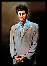 Kramer FRIDGE MAGNET Seinfeld TV Show Magnetic Poster CANVAS Print 2.5x3.5