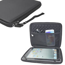 9.7 inch Hard Travel Carry Case Protective Bag Sleeve for iPad 5 /4 / 3/ 2 Air2