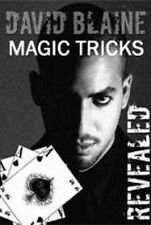 DAVID BLAINE MAGIC TRICKS - ebook   (PDF) download with reseller rights