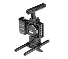BMPCC Basepalte Cage Kit WIth Top Hnadle For BlackMagic Pocket Cinema Camera