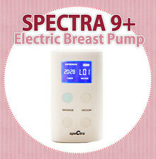 Spectra 9+ Double inhaler set componented Electric PORTABLE Breast Pump Cimilre