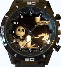 Jack Skellington Nightmare New Gt Series Sports Unisex Gift Watch