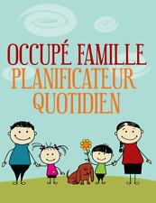 2014 Occupé Day Planner Famille by Michael Considine (2014, Book, Other)