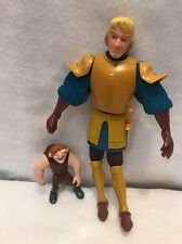 Disney The Hunchback of Notre Dame Phoebus Doll Quasimodo Figure Burger King